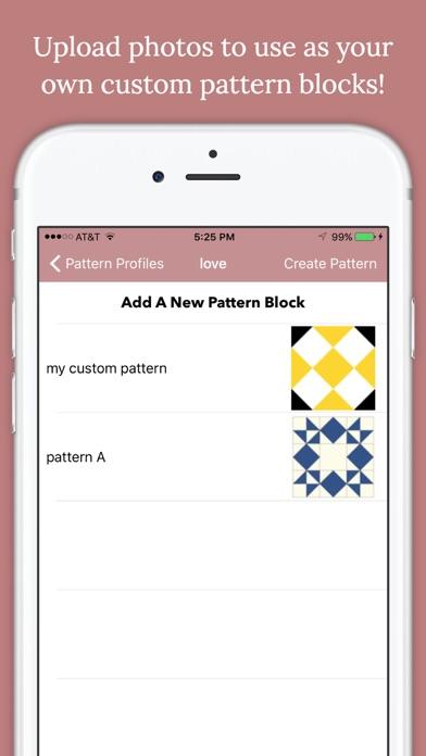 Quiltler - Quilt Designer Screenshots