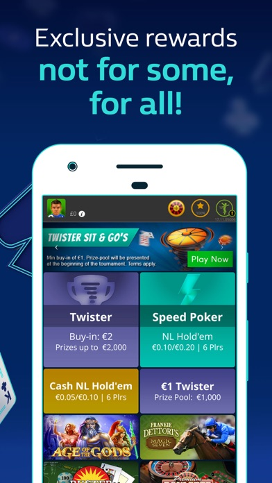 William Hill Poker screenshot three