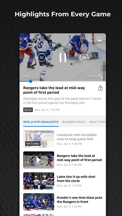 NHL screenshot-7