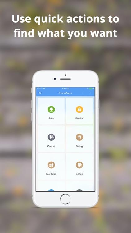 GooMaps - Premium Edition screenshot-4