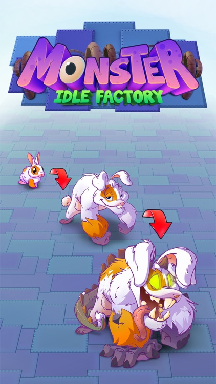 Monster Idle Factory