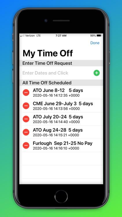 Time-Track screenshot-5
