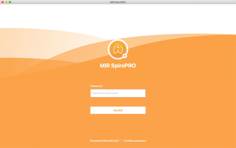 MIR SpiroPRO for Mac