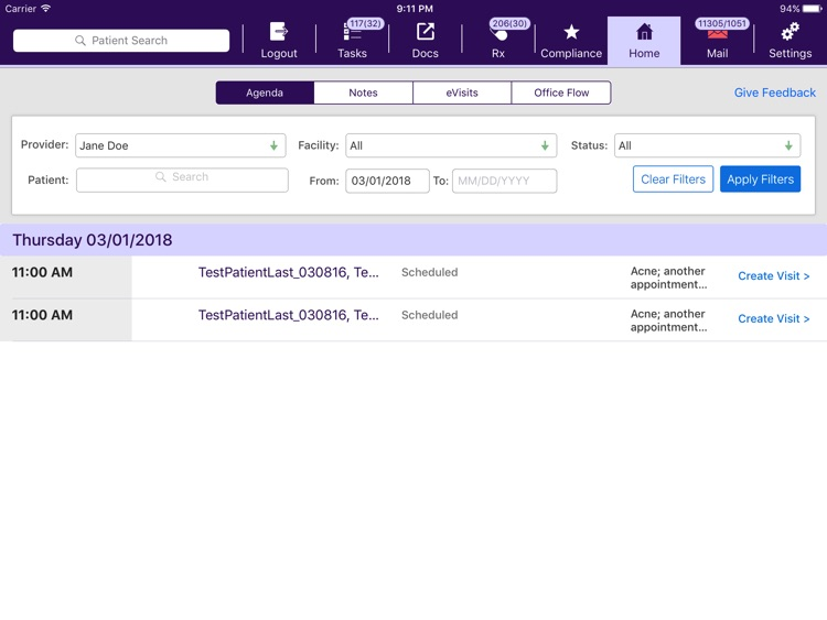 modmed Practice Add-On screenshot-3