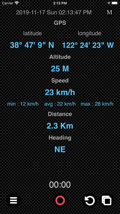 GPS Logger Plus