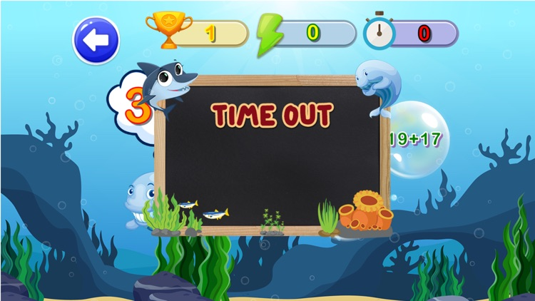 Basic Math Game For Kids screenshot-7