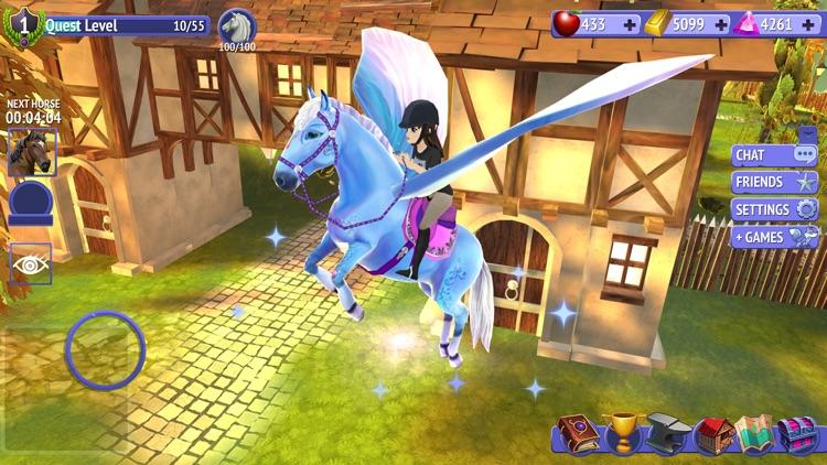 Horse Riding Tales: Wild Pony screenshot-8