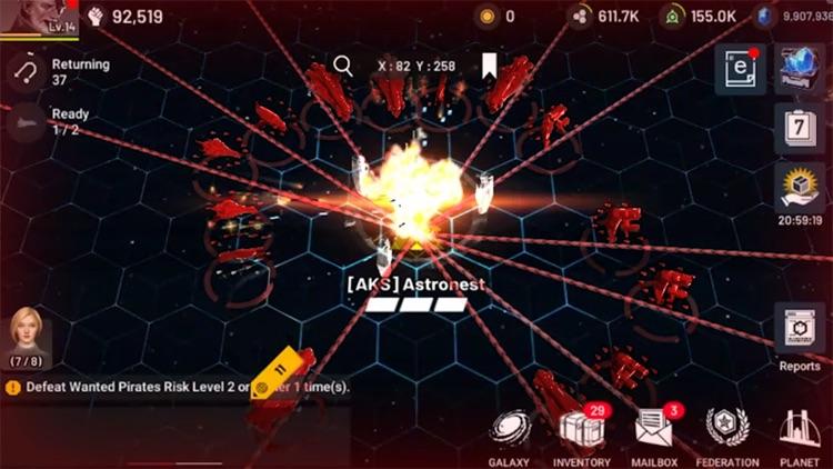 ASTROKINGS screenshot-4