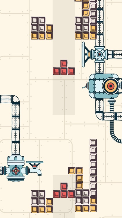 Steampunk Puzzle Physics Game screenshot-0