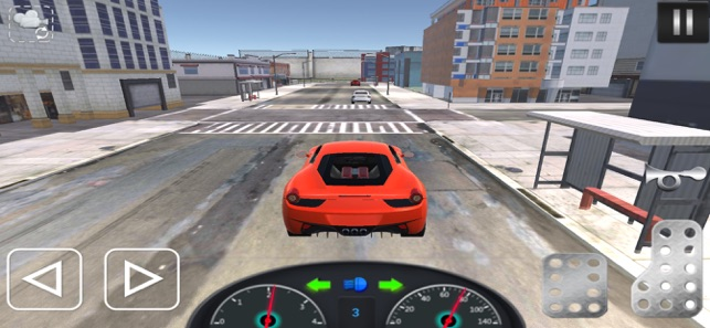 Real Driving Games >> Real City Car Driving Sim 19 On The App Store