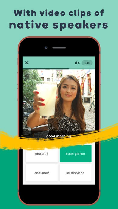Learn Languages with Memrise app image