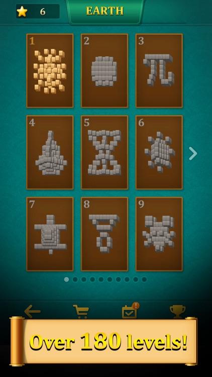 Mahjong Solitaire: Classic screenshot-3