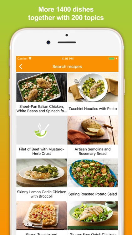 Cooking Recipes - Meal Ideas screenshot-3