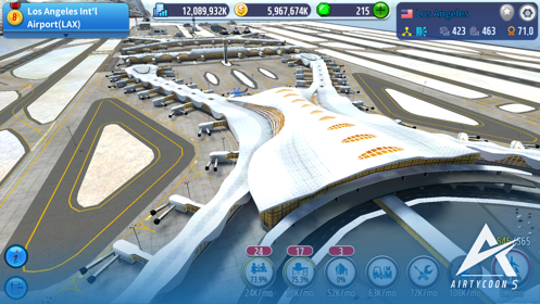 AirTycoon 5】应用信息- iOS App基本信息|应用截图|描述|内购项目|视频