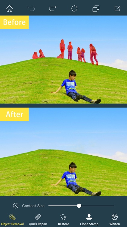 Photo Retouch- Blemish Remover screenshot-6