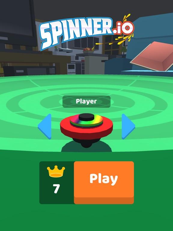 iPad Image of Spinner.io