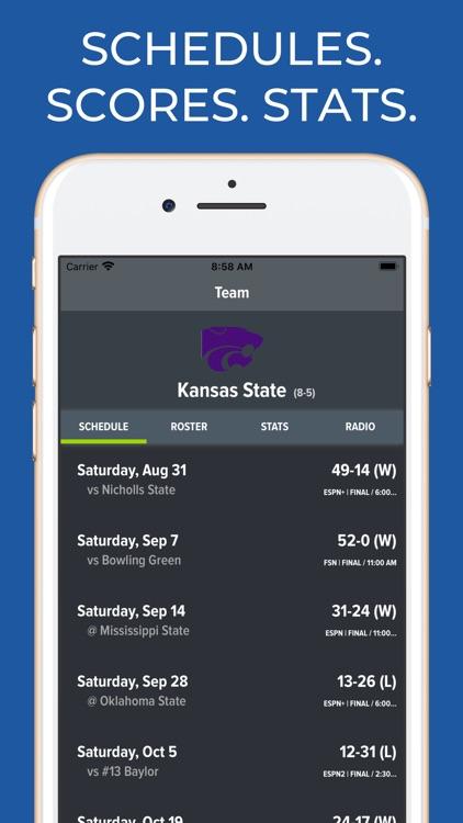 San Diego State Football App