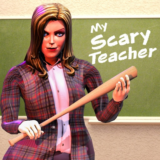 My Scary Teacher: Creepy Games iOS App