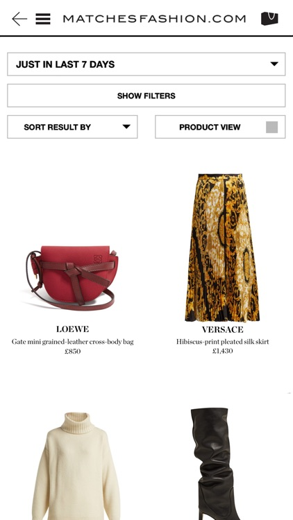 MATCHESFASHION.COM screenshot-3