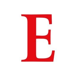 The Economist weekly AP iPad