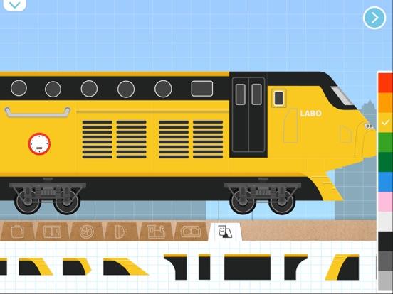 Labo Brick Train(Full)のおすすめ画像4