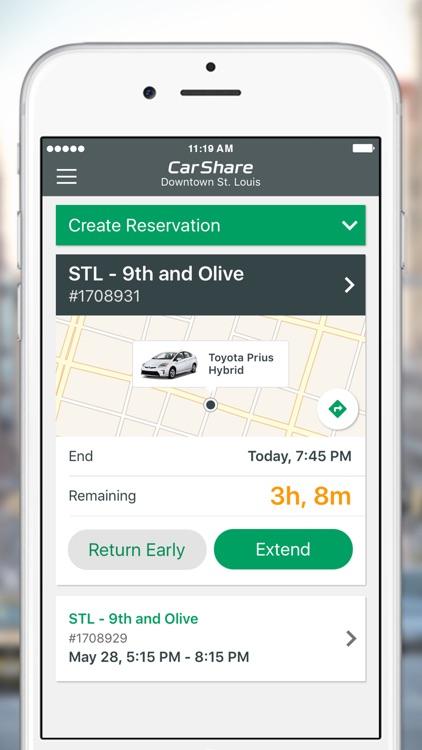 Enterprise CarShare screenshot-3