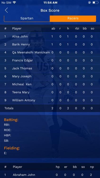 AthletesGoLive screenshot-5