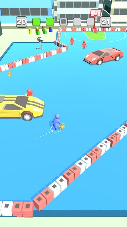 Basket Dunk 3D screenshot-3