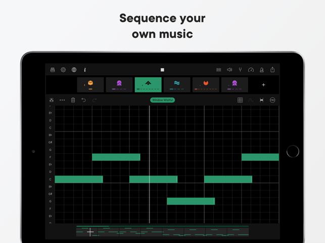 Groovebox Screenshot