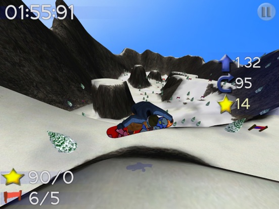 Big Mountain Snowboardingのおすすめ画像4