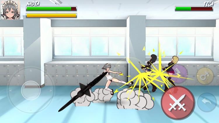 HighSchool Ninja Girls screenshot-3