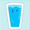 快乐玻璃杯水杯:千杯冰!