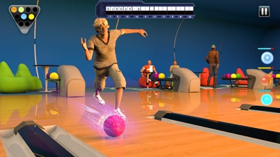 Bowling 3D Pin Strike eSports screenshot #2