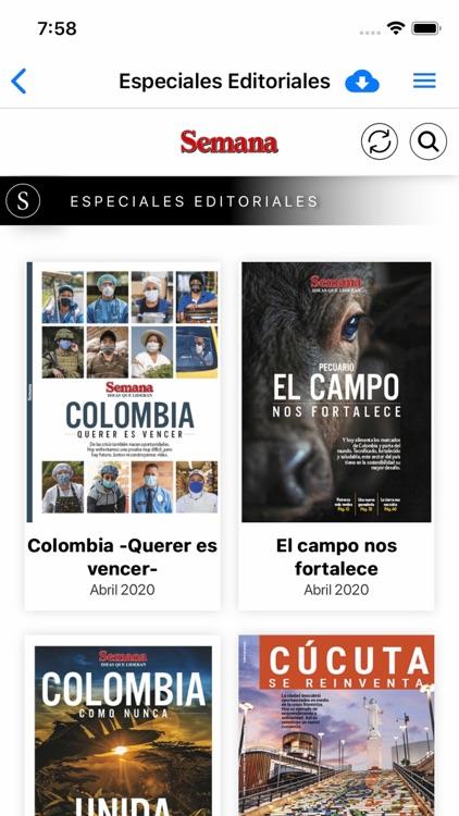 Revista Semana screenshot-8