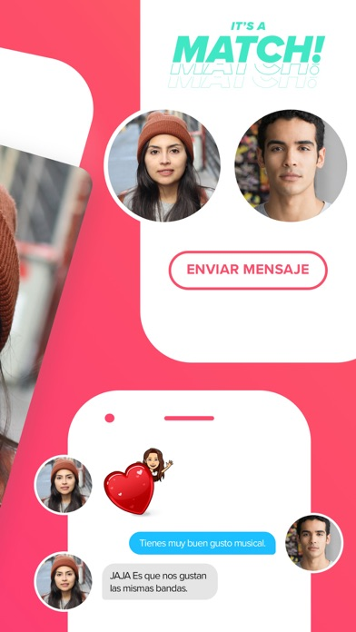 Screenshot for Tinder in Ecuador App Store