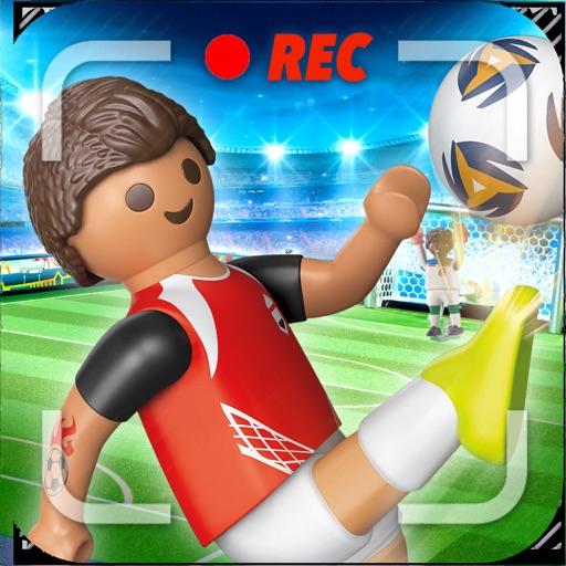 PLAYMOBIL Plató de fútbol