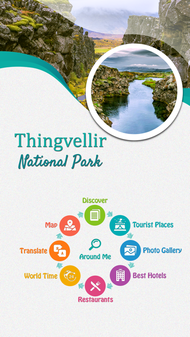 Thingvellir National Park screenshot 2