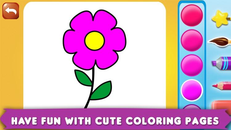 Toddler games 2,3,4 year olds screenshot-3