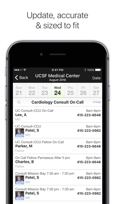 Amion - Physician Scheduling-1