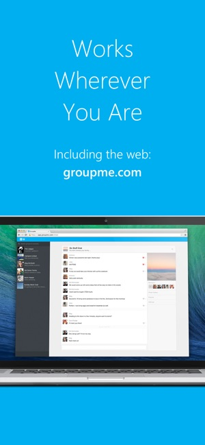 GroupMe on the App Store
