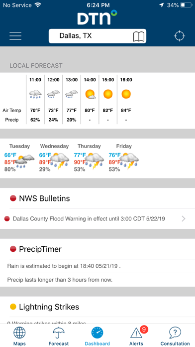download WeatherSentry® SmartPhone apps 2