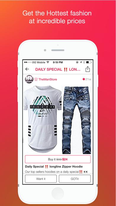 GOTit - Social shopping screenshot