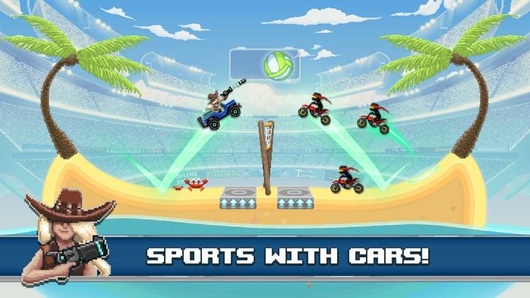 Drive Ahead! Sports screenshot-4