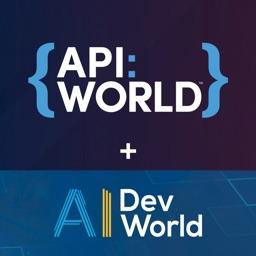 API World + AI DevWorld