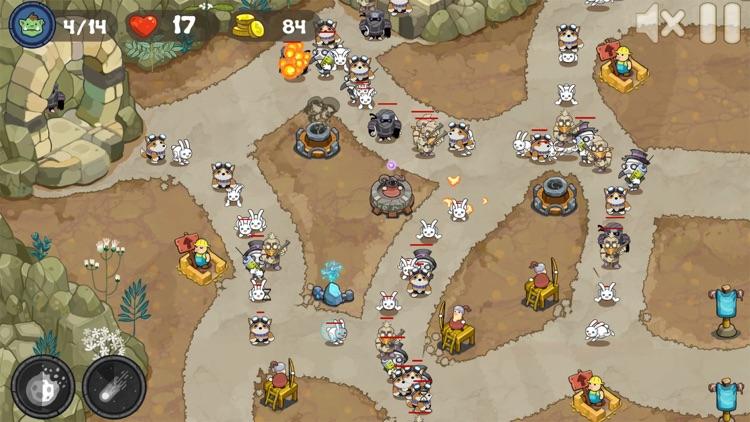 Tower Defense Legends: Stories screenshot-4