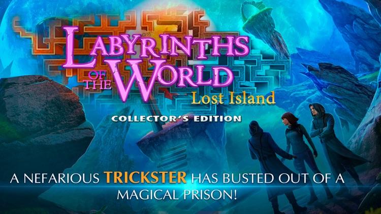 Labyrinths of World: Island screenshot-0
