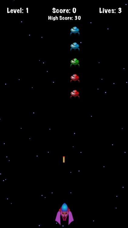 UFO Alien Invaders screenshot-0