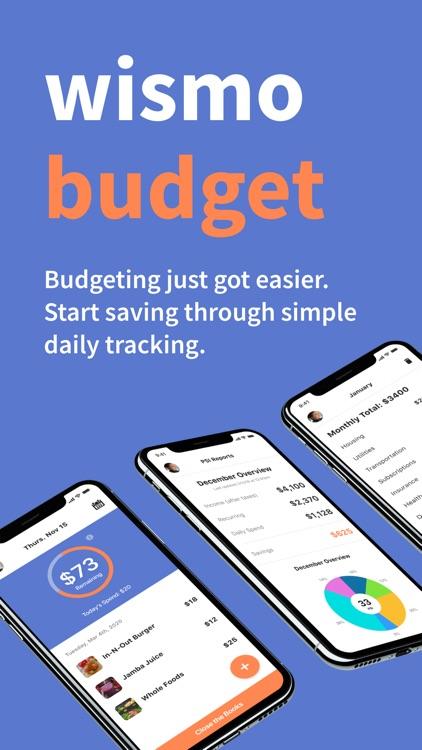 Wismo Budget