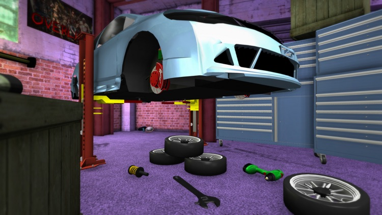 Fix My Car: Tokyo Speed! LITE screenshot-1