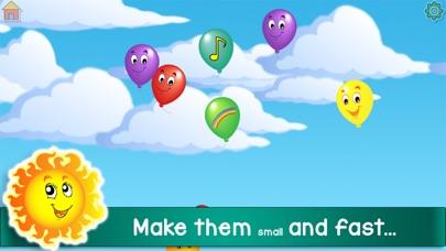 Kids Balloon Pop Language Gameのおすすめ画像7